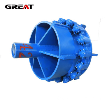 Metal seal enlarge hole opener drill bit