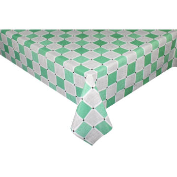 Elegant Tablecloth with Non woven backing Kharar