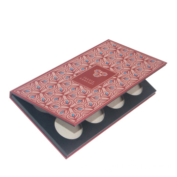 3D face powder packaging