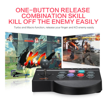 NEW Deals Pxn 0082 Arcade Joystick Game Controller Gamepad For Pc Ps3 Ps4 XBOX ONE Gaming Joystick