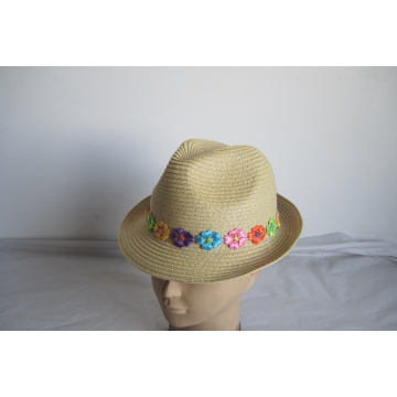 Children Fedora Sun HAT--YJ96