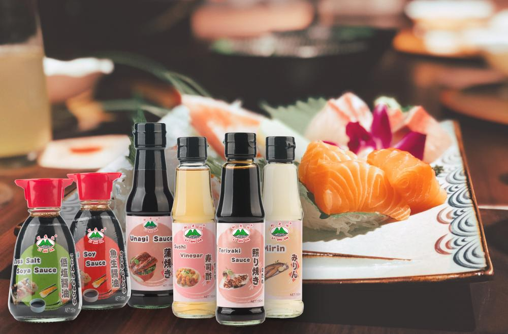 Japanese Sauce All Products