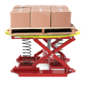 Pallet lift leveler equipment