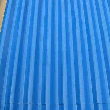 Building Construction Material 0.13-1.0mm Galvanized Corrugated Steel Roofing Sheet