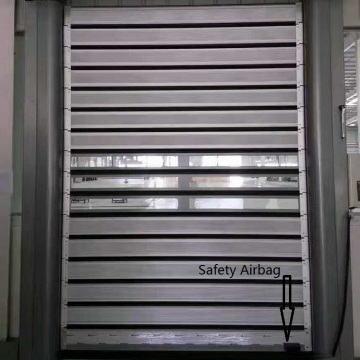 High Speed Rolling Door with Hard Metal