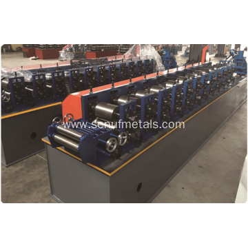STEEL STUB AND TRACK ROLL FORMING MACHINE