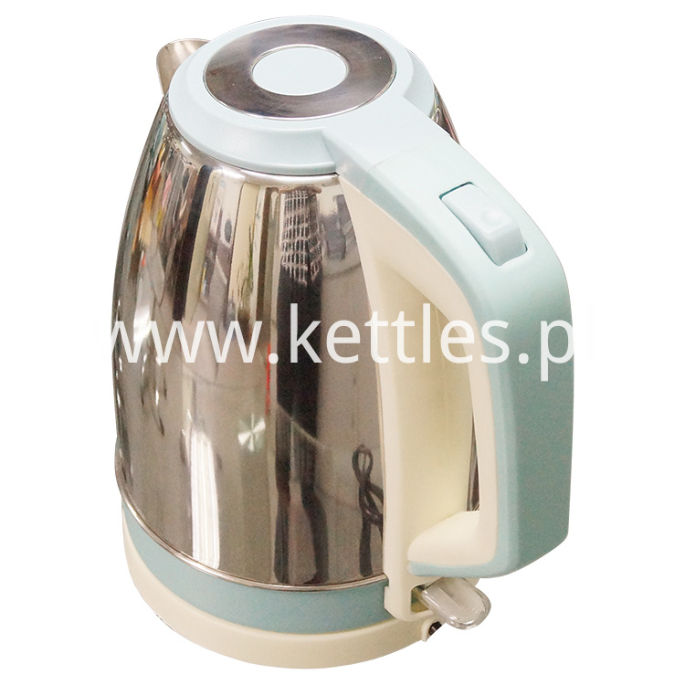 Large capacity commercial kettles