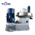 YULONG XGJ560 coconut husk pellet machine