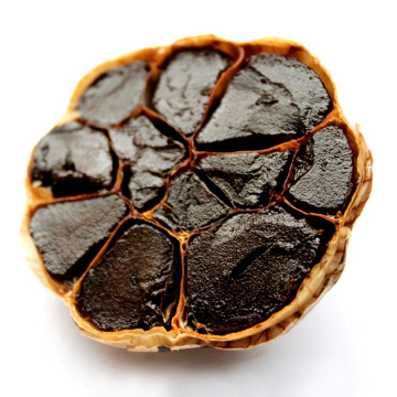 Fermented Black Garlic With No Pungent Odor