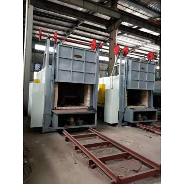 Energy Saving bogie hearth resistance annealing furnace