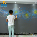 Non Porous Huge Plain Gray Chalkboard
