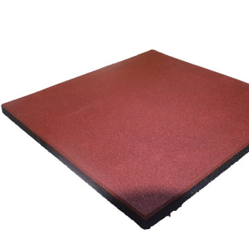 10-50mm thickness rubber tile removable sport floor