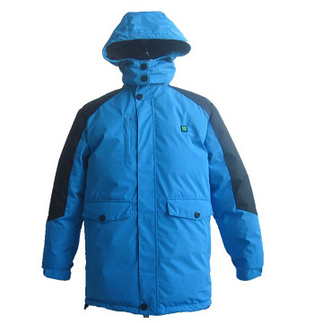 Mens Warm Heated Snow Ski Gear Jacket