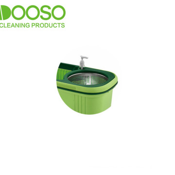 Liquid Drain Hole spin mop DS-340