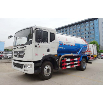 Brand New Dongfeng D9 11m³ Waste Tanker Truck