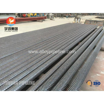 ASTM A335 P11 P22 P91 Studed Pipe