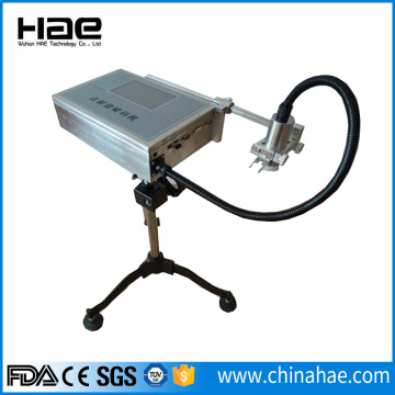 High Resolution Inkjet Expiry Date Printer Machine