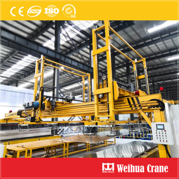 Automatic Sheet Handling Workstation