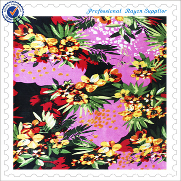 MR16023JP rayon twill fabric for women's clothing