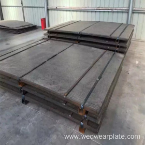 rolling mill chromium carbide overlay seamless plate