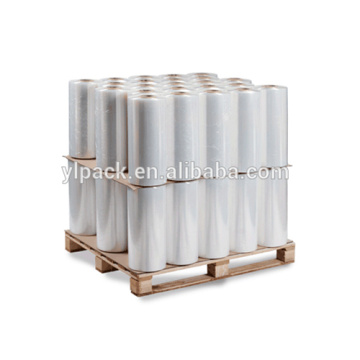 lldpe jumbo roll large stretch wrap
