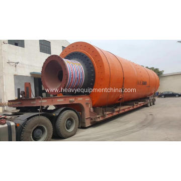 Clinker Ball Mill Cement Grinding Machine