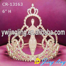 New Design Pageant Crown Body Shape