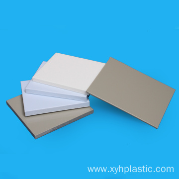 Stock Free Sample 10mm ABS Sheets
