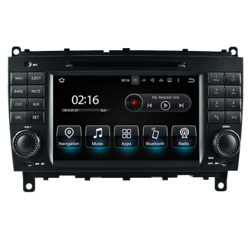 Benz+7inch+Touch+Navigation+Android+System