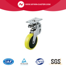 Reliable and Easy to move 4 inch shock absorbing caster at reasonable price