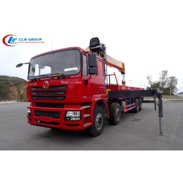 Shacman F3000 16Tons Best Truck Mounted Crane