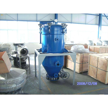 Auto Dregs Discharging Vertical Leaf Filter for Oil System