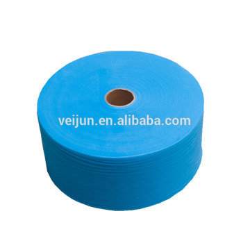 Pp Spun-bonded Nonwoven Fabric For Face Mask  In Rolls