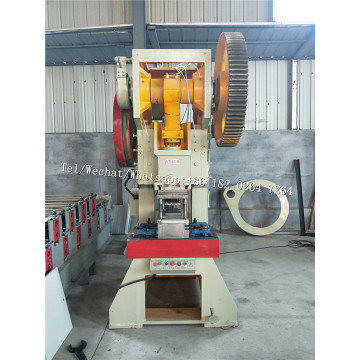 Power Press Mechanical Punching Machine