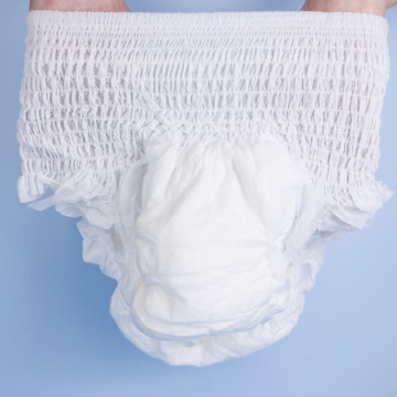 Disposable Cotton Adult Nurse Non-Woven Customize Diaper