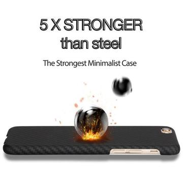 I-iPhone6 ​​Ultra Silm Aramid Fiber Magnet Case