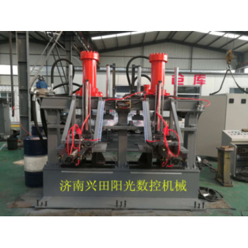 Hot Sale Holt Hoop Iron Fitting Punching Machine