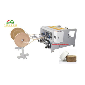 Colorful Paper Rope Manufacturing Machinery