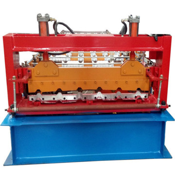 newest design roof sheet making machine 0.2mm thickiness