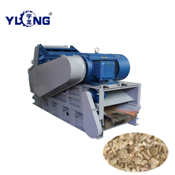 Yulong Wood Logs Chips Machinery