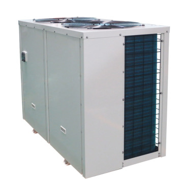 Heating and air conditioner pool heat pump