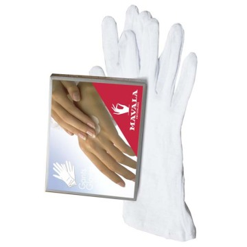 White SPA Cosmetic Gloves
