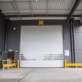 Turbine Hard High Speed ​​Roller Shutter Door