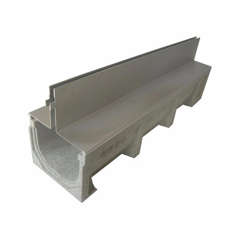200mm Opening Polymer Concrete Channel