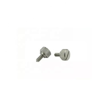 Knurled Thumb Screws 304 Stainless Steel DIN653