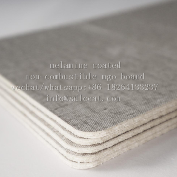 GradeA fire rated melamine boards for indoor finish
