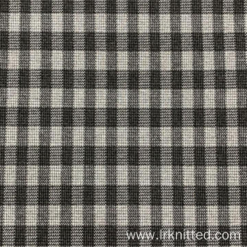 Factory Custom Checked Pattern Fabric