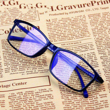 Small Frame Student Computer Optical Eyeglasses Women Men Fashion Anti Blue Light Fake Glasses Blue Light Blocking Glasses