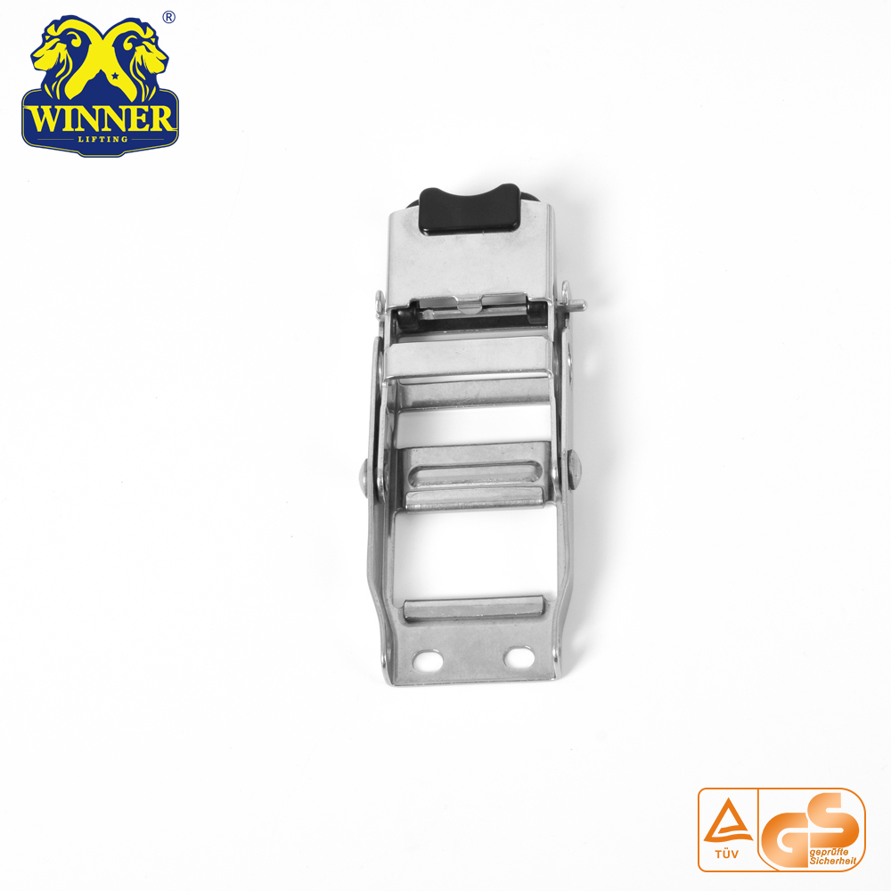 "High Quality 2"" Stainless Steel Overcenter Buckle"