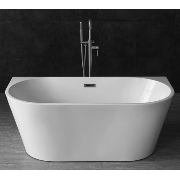 Fashionable Acrylic Solid Surface Freestanding Bathtubs